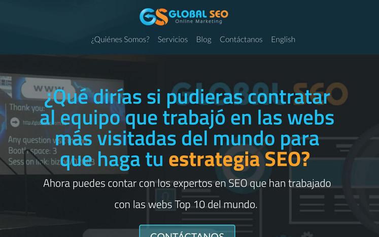 posicinamiento-web portafolio SE Agency