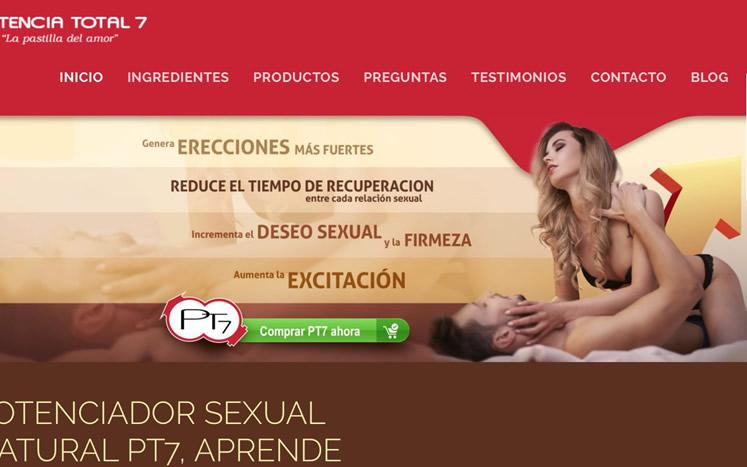 potenciador PT7 portafolio SE Agency
